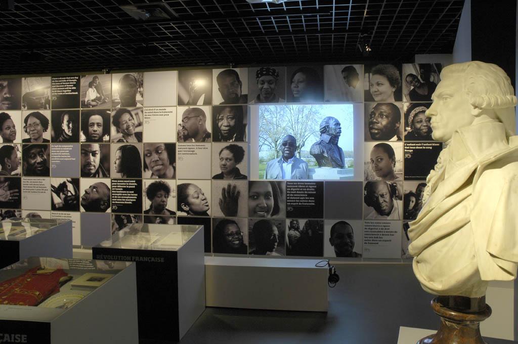 Salle sur les héritages, la Révolution et les abolitions. Photo L. Gauthier, mairie de Bordeaux