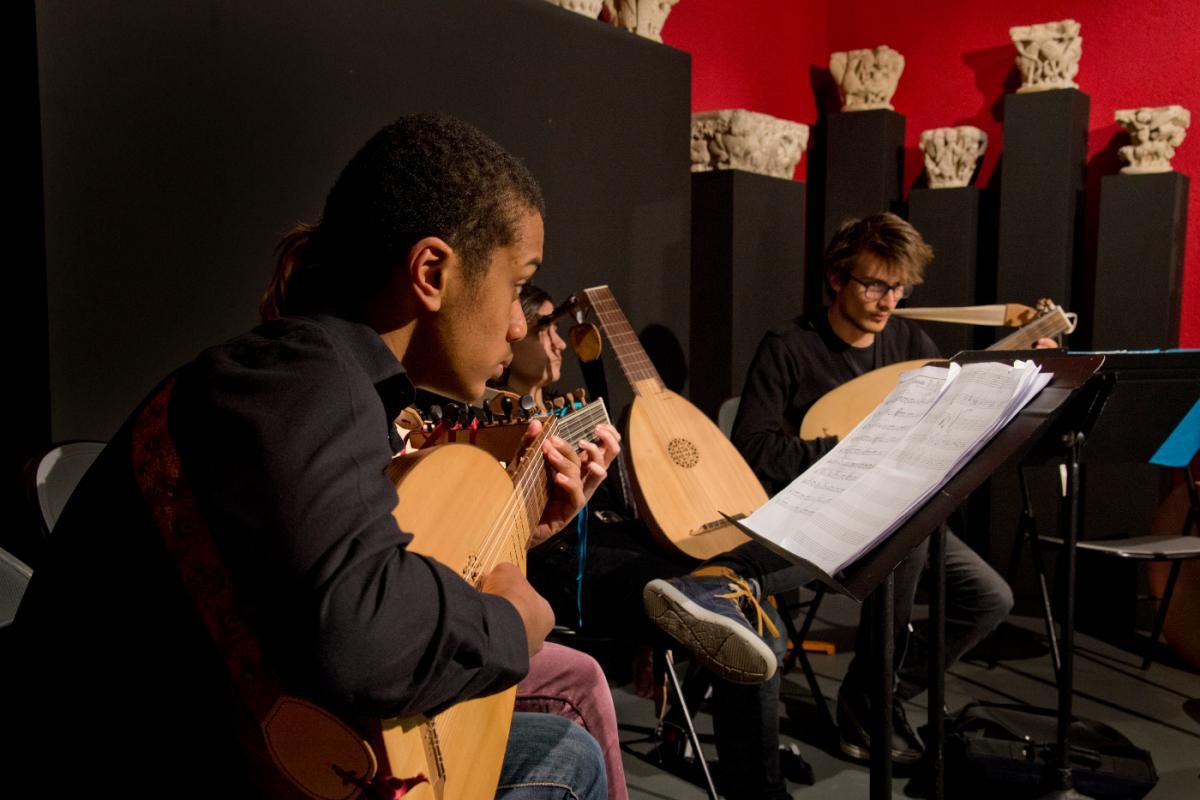 Musée en musique, Photographie de Frédéric Deval