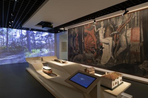 Espaces 20e 21e siècles, photo Lysiane Gauthier, mairie de Bordeaux