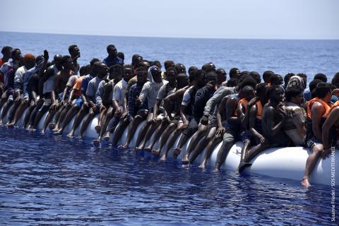 Aquarius, © SOS - Méditerranée