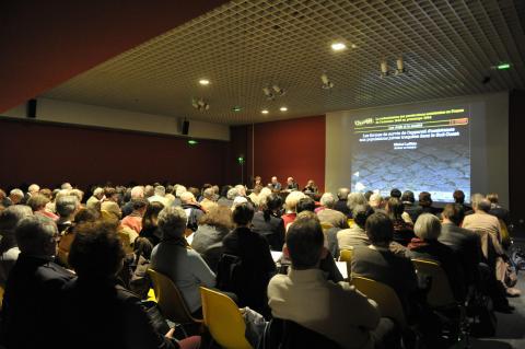 Auditorium, © photo L. Gauthier, mairie de Bordeaux