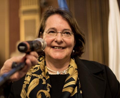 Carole Lemee, détail, DR