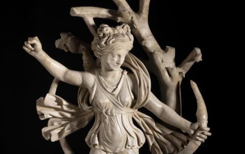 Statue de Diane chasseresse, Antiquité, ph. L. Gauthier, mairie de Bordeaux