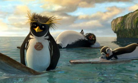 © Sony Pictures Animation, D. G.