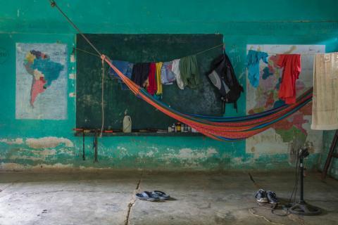 Silencio politico, Montes de Maria, Colombie, J.M Echavarria, 2013