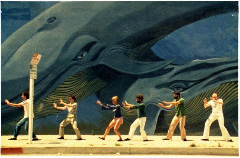 """Extrait de """"Murs murs"""" d'Agnès Varda"""