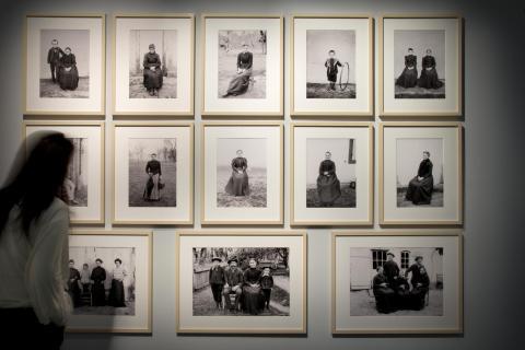 vue de l'exposition, photo L. Gauthier