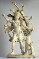 Statue de Diane - musée d'Aquitaine